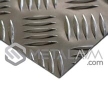 Alüminyum Sac (Çeta) 3,00 mm 1250 X 2500