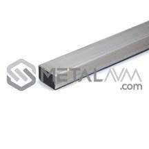 Paslanmaz Profil 20x40 mm 304 Kalite