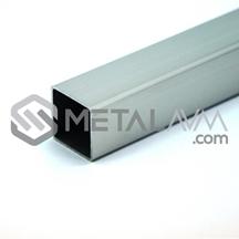 Paslanmaz Profil 40x40 mm  304 Kalite