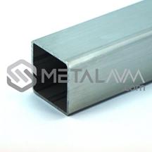 Paslanmaz Profil 80x80 mm 304 Kalite