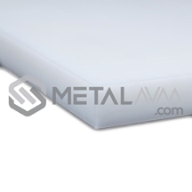 Pom Levha (Poliasetal) 25 mm