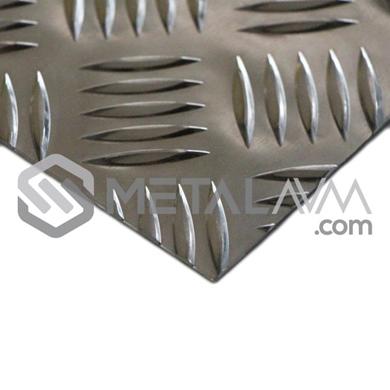 Alüminyum Sac (Çeta) 1,50 mm 1250 X 2500