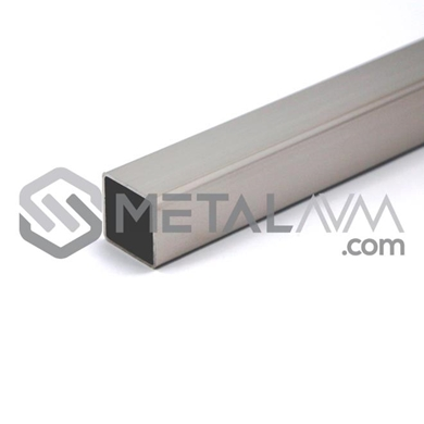 Paslanmaz Profil 30x30 mm  304 Kalite