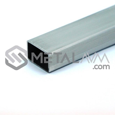 Paslanmaz Profil 60x40 mm 304 Kalite